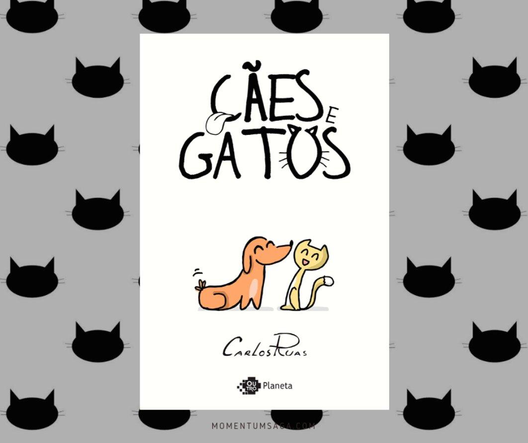 Resenha: Cães e gatos, de Carlos Ruas