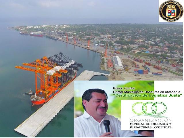 Primera certificación de Logística Justa en Honduras