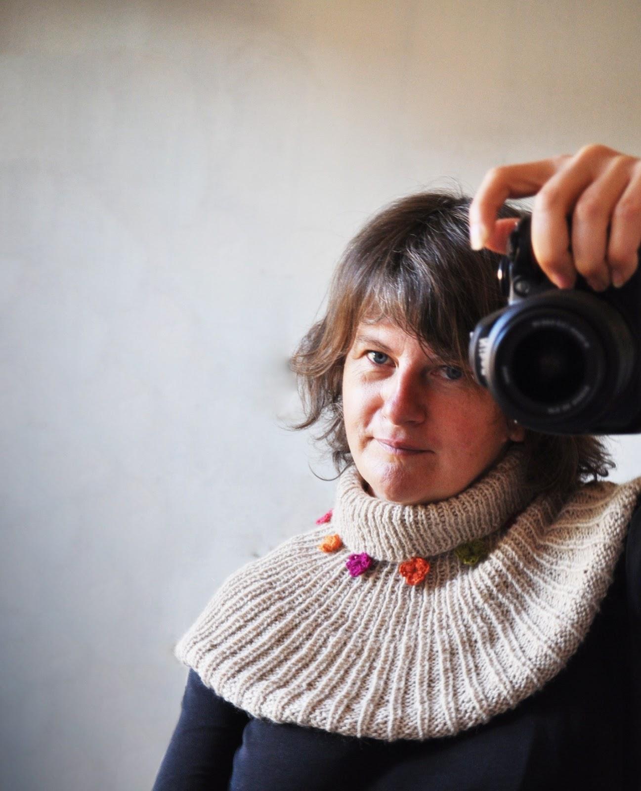 Patron en Texto Cuello Crochet