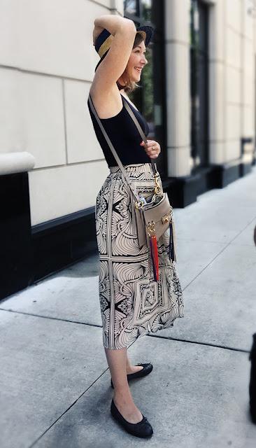 36701d8aea Chloe Jane Charm Tassel Leather Crossbody Bag, Chanel ballet flats and sheer