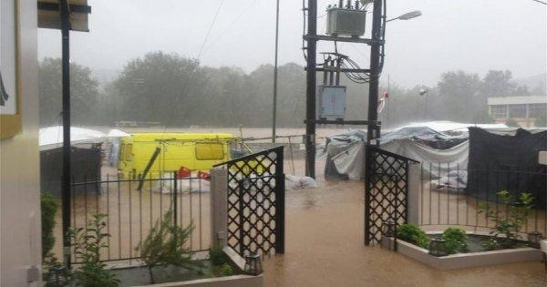 Σε κατάσταση έκτακτης ανάγκης η Εύβοια- Αγνοούνται 3 άτομα στο Μαντούδι - 1 γυναίκα στη Σκιάθο
