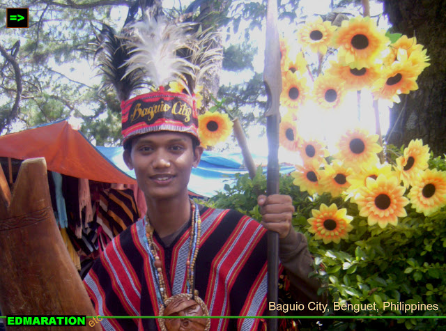 Mines View Park, Baguio | Becoming an Igorot for 30 minutes