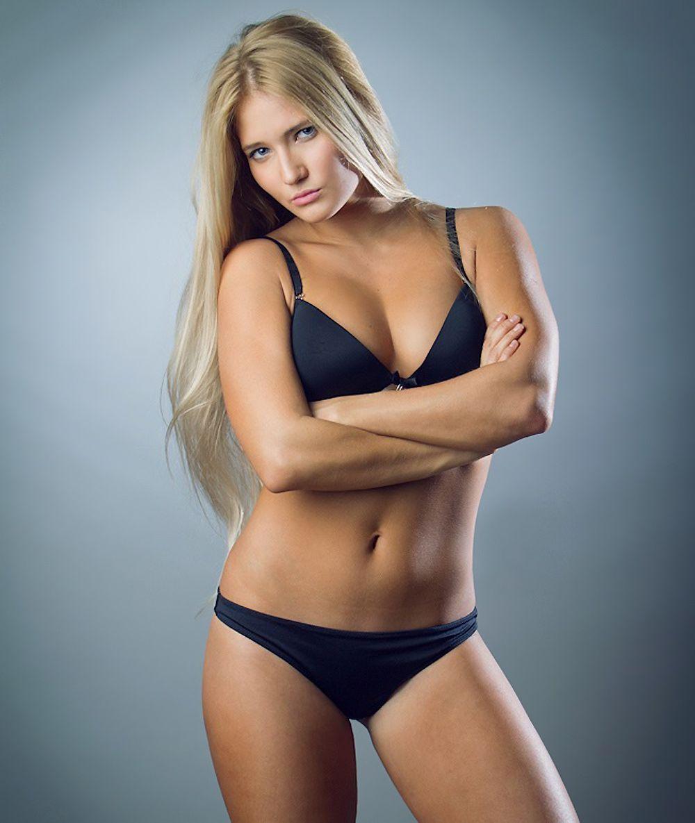 Sexy Female Karate: Anastasia Yankova.. sexy fighter from Russia