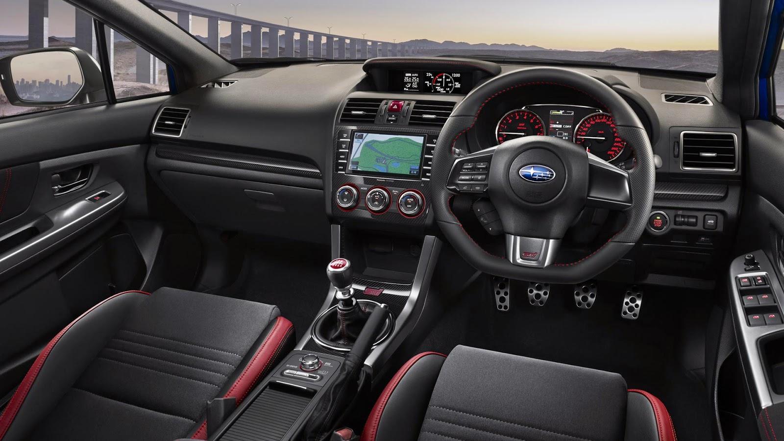 Leopaul's blog: Subaru WRX S4 (VAG) and WRX STi (VAB)
