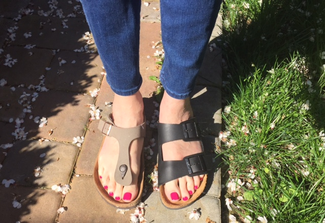 birkenstock arizona 41
