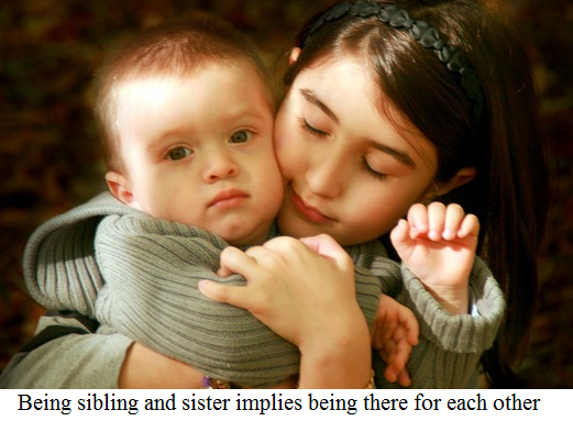 Brother And Sister Love Quotes Entrancing Brother And Sister Quotes Brother Sister Love Quotes