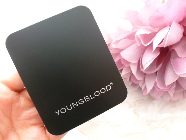 Youngblood Mineral Cosmetics Pressed Mineral Eyeshadow Quad In Timeless