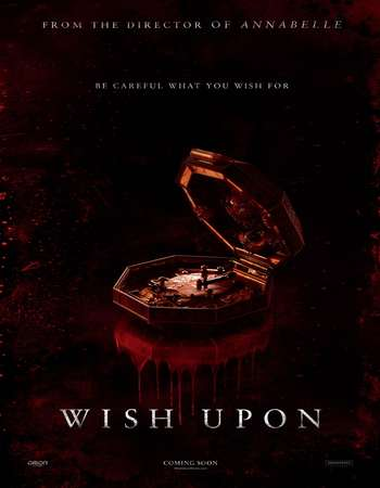 Wish Upon 2017 Full English Movie Download