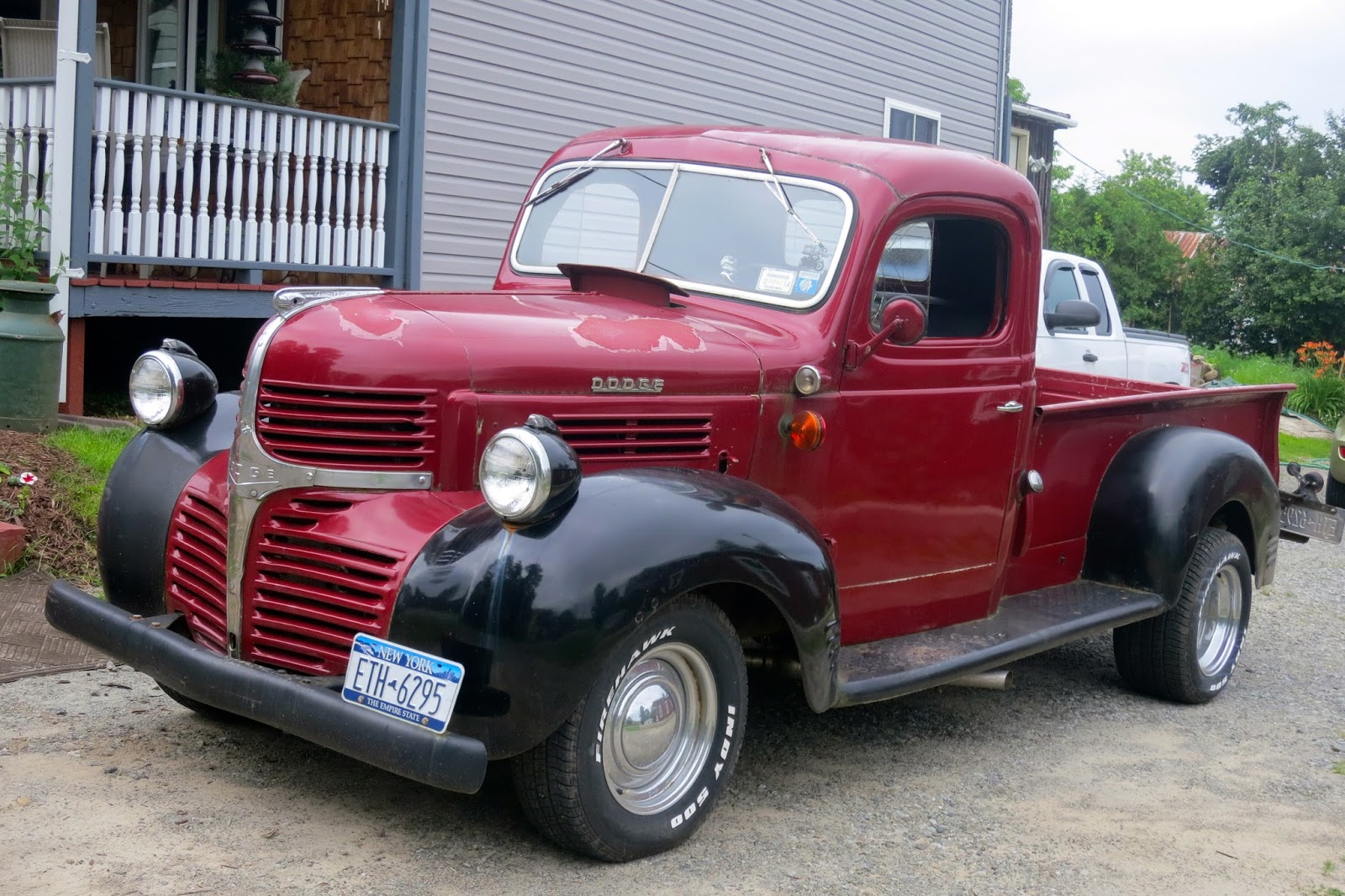 Pictures of Old Dodge Pickup For Sale