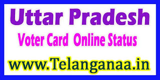 UP Voter Id Card Online Status Uttar Pradesh Voter Card Online Status