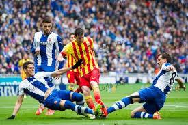 موعد مباراة برشلونة واسبانيول ضمن الدوري الأسباني والقنوات الناقلة
