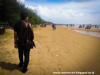 pantai di rembang