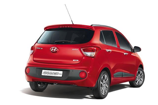 Hyundai 2017 i10 grand