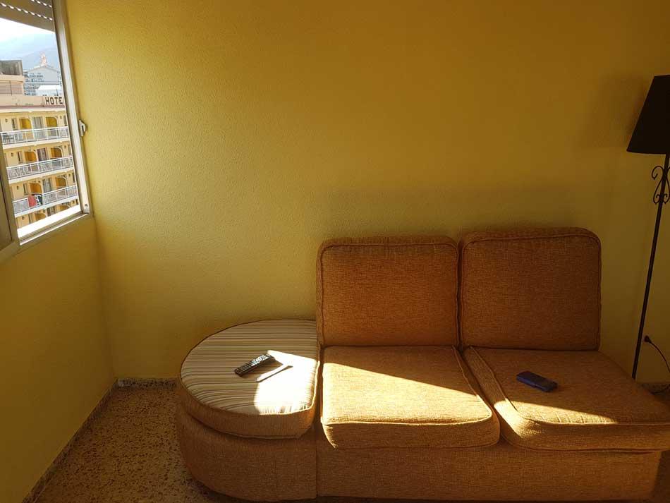 apartamento en alquiler calle les barraques benicasim salon3