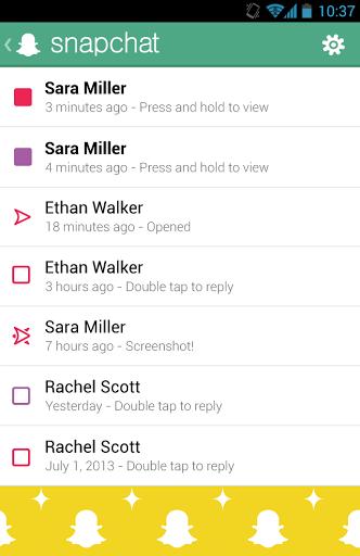 Snapchat v4 1 07 Apk Download | Apk Direct Download