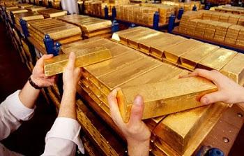 Η κλοπή του χρυσού