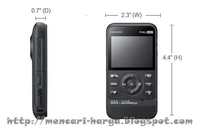 Samsung Camcorder HMX-W300BN