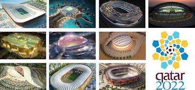 Qatar 2022 Estadios