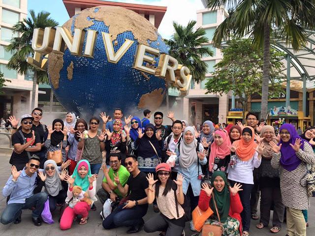 Percutian Jimat Saya di Singapura