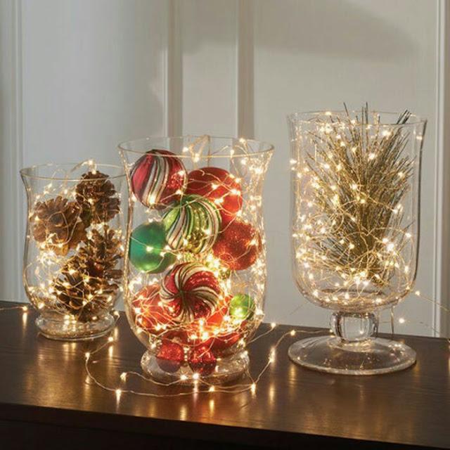 Last Minute Easy Christmas Decoration Ideas