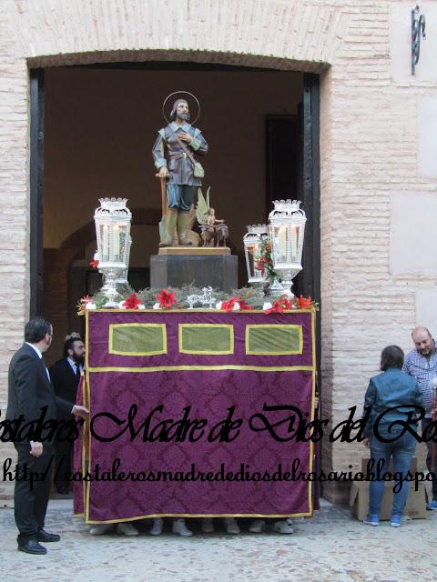 Salida de San Isidro de Almagro 2016
