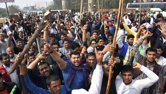 Jat Protests Hits Delhi