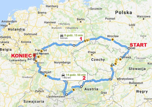 German Trip - Przygodę czas zacząć
