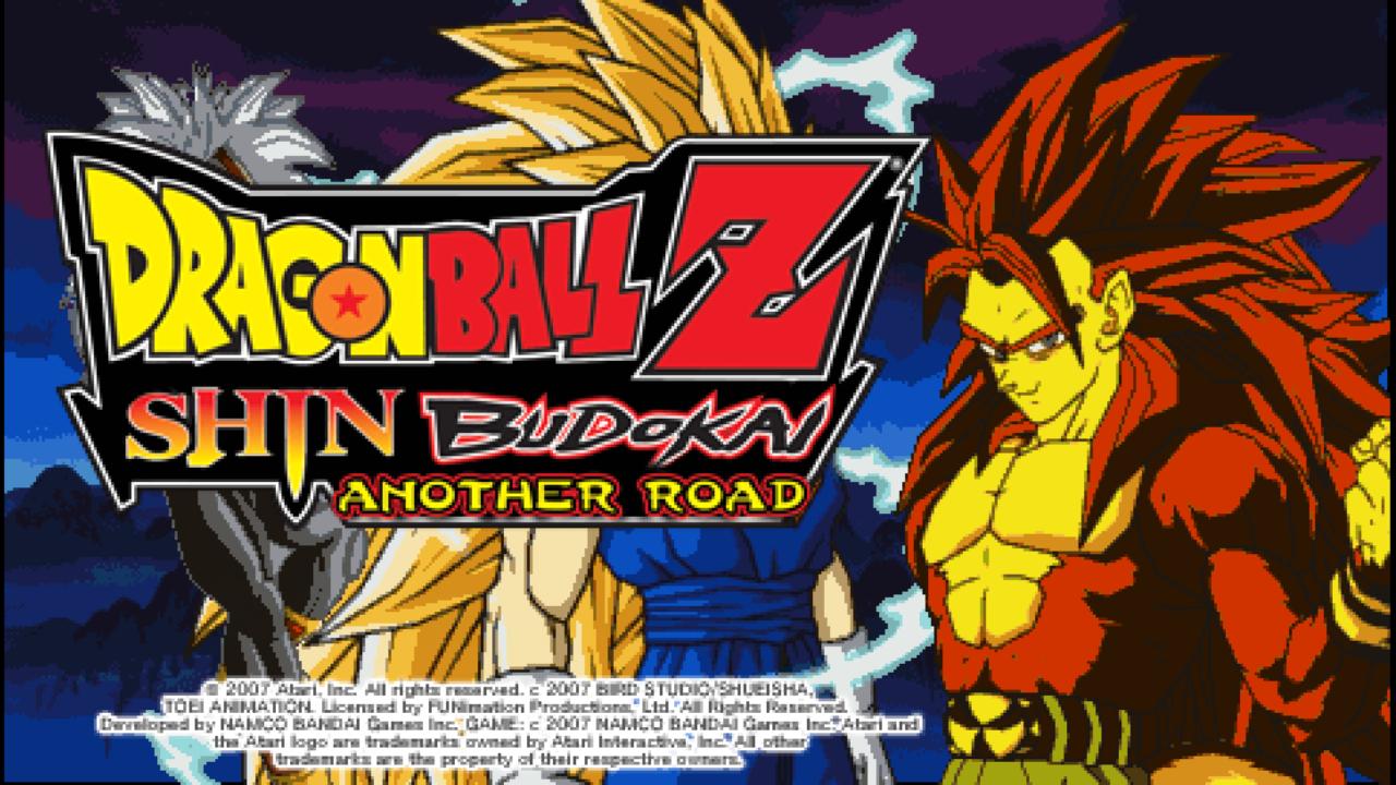 😝 Dragon ball z shin budokai another road psp cso file