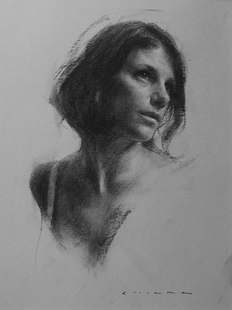 04-Articulation-Casey-Childs-Charcoal-Portrait-Drawings-that-Capture-our-Essence-www-designstack-co
