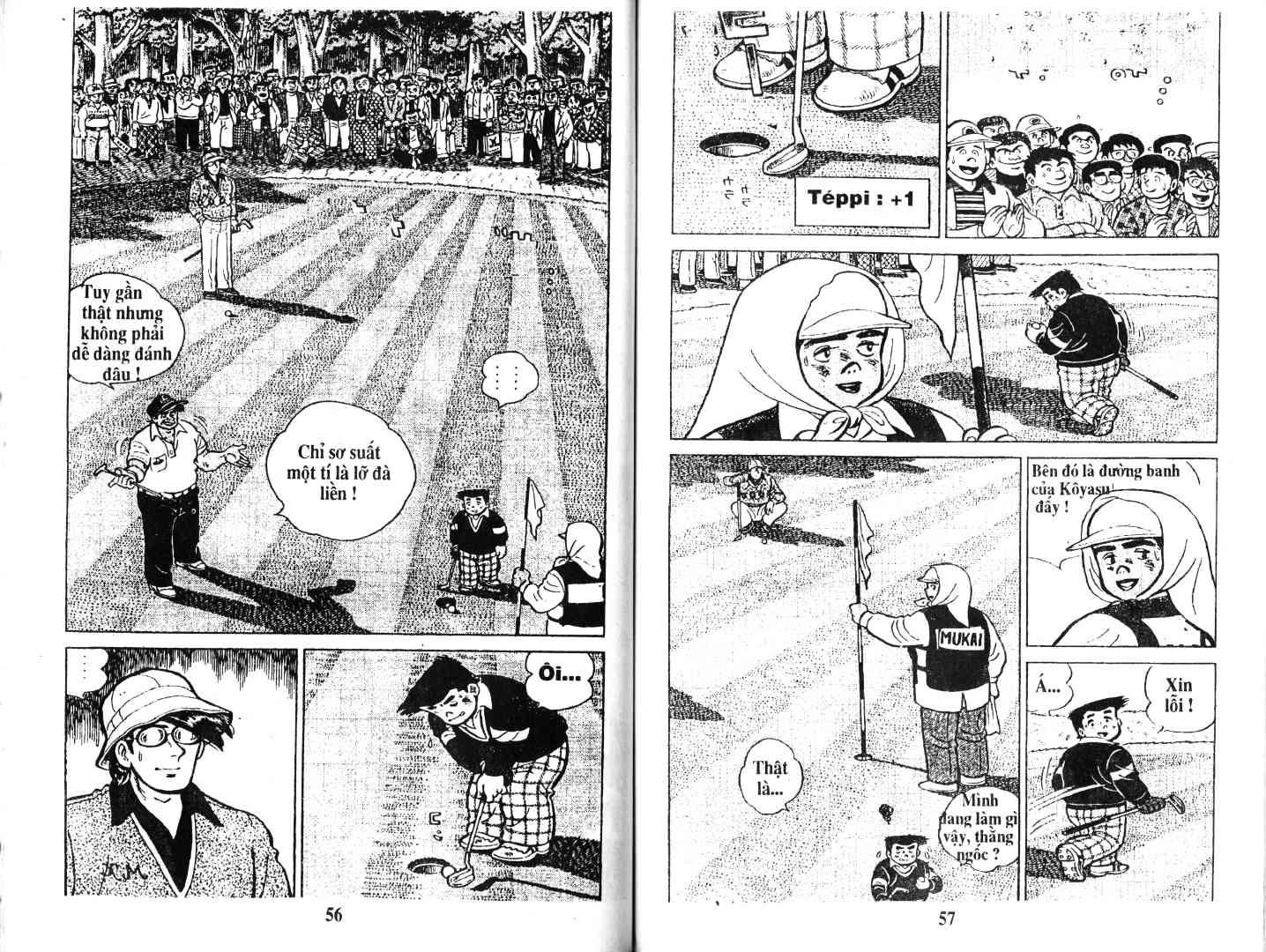 Ashita Tenki ni Naare chapter 42 trang 27