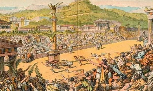 7 Tradisi Aneh pada Zaman Olimpiade Kuno