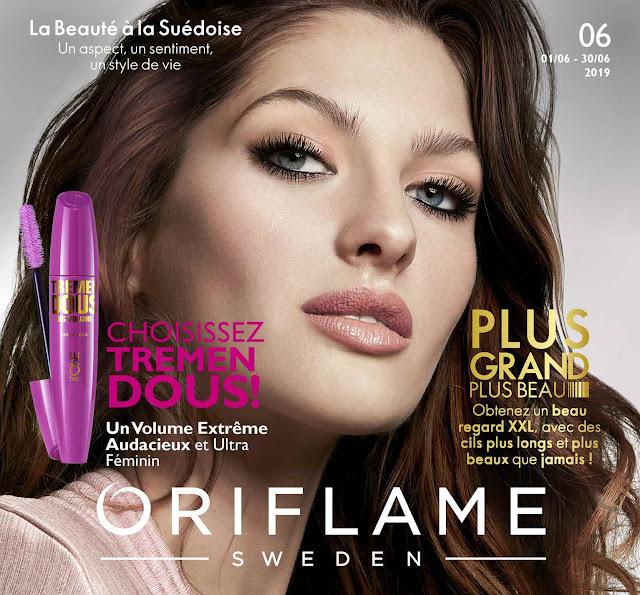 catalogue oriflame maroc juin 2019