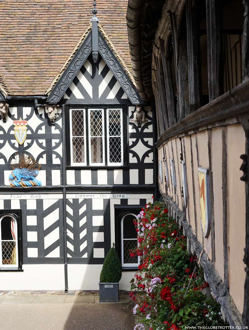 Lord Leycester Hospital in Warwick