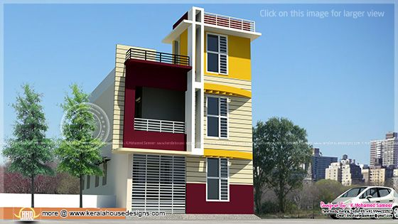 Tamilnadu house 1626 sq-ft