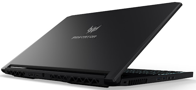 Incredibly Thin Predator Triton 700 Gaming Notebook #NextAtAcer @AcerAfrica