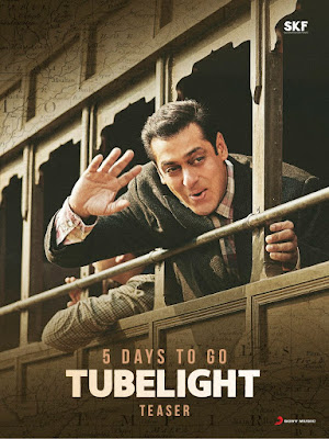 Tubelight 2017 Hindi DVDScr 1.4Gb x264 Movie