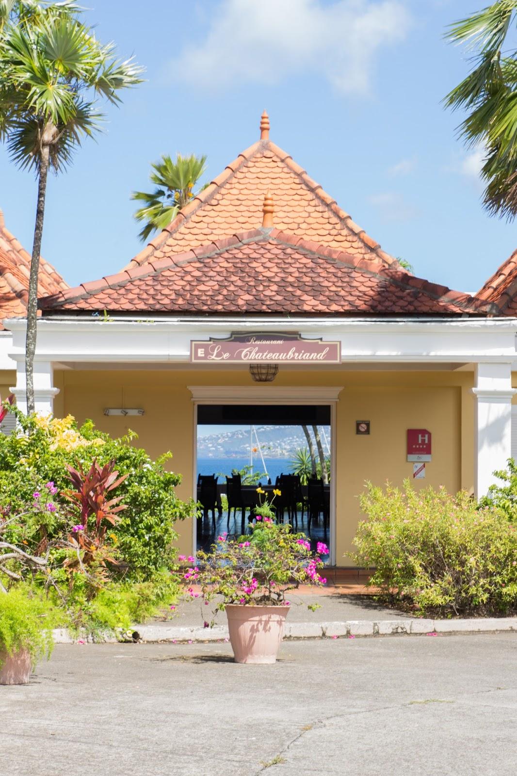hôtel Bakoua Martinique
