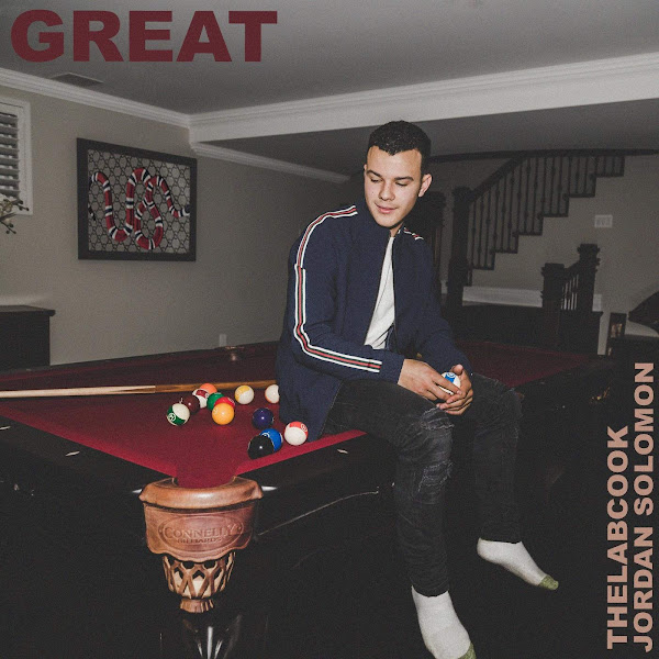 Jordan Solomon - Great - Single Cover