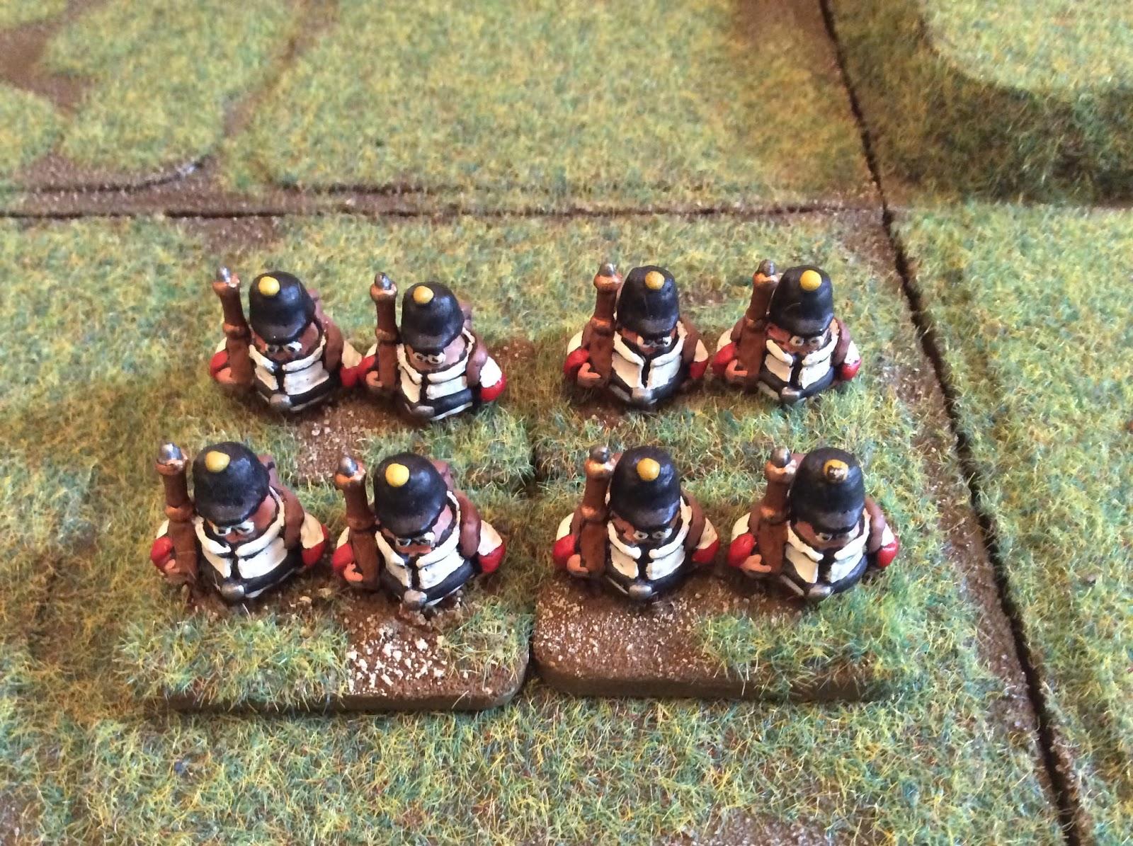GrosseKleinStadt Infantry