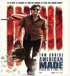 American Made 2017: Movie Star Cast, Story, Trailer, Budget & Release Date