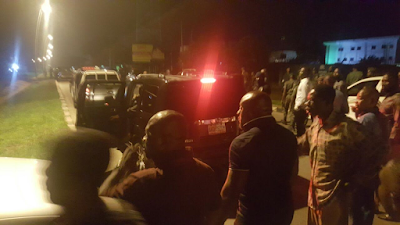 Image result for governor wike manhandled by police and dss