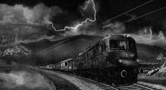 Kisah Misteri Nyata Naik Kereta Api Hantu di DAOP 9 Jember