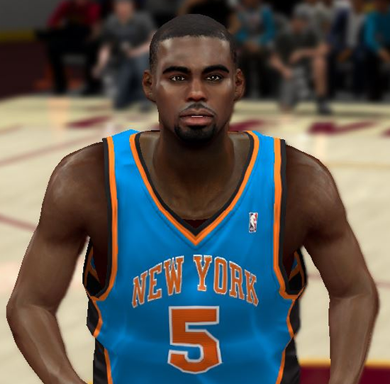 NBA 2K14 Tim Hardaway Jr. Face Mod