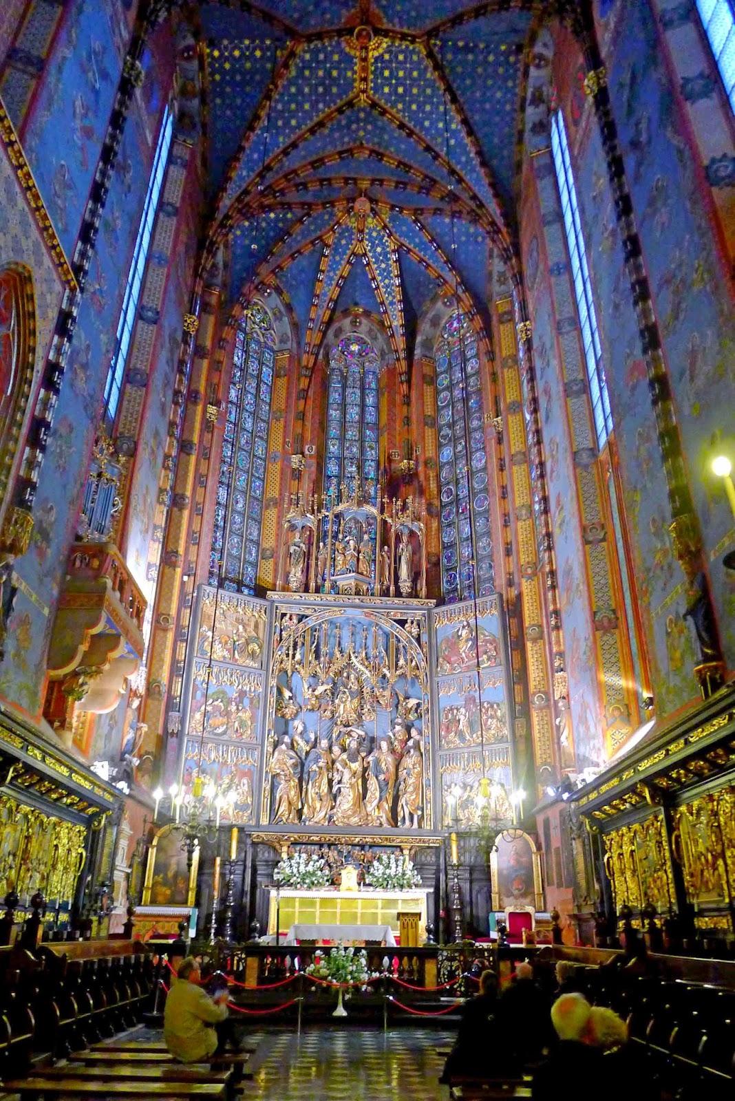 Altar St. Mary's Basilica