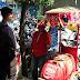 Agenda Rutin, Sabhara Polres Bangkalan Lakukan Patroli Dialogis di Sejumlah Titik