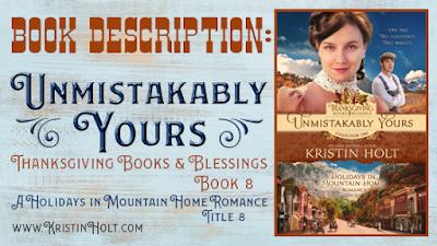 http://www.kristinholt.com/unmistakably-yours