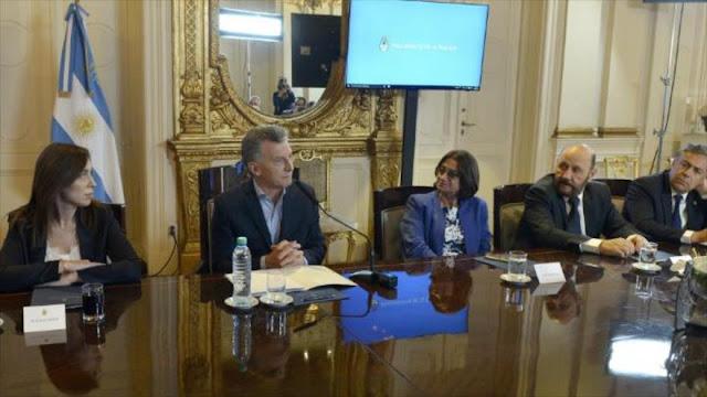 Polémico audio: Macri ordena bajar el salario de los estatales