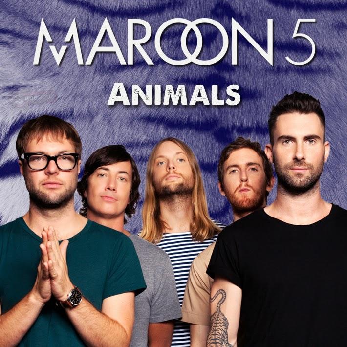 Скачать maroon 5 animals клип бесплатно.