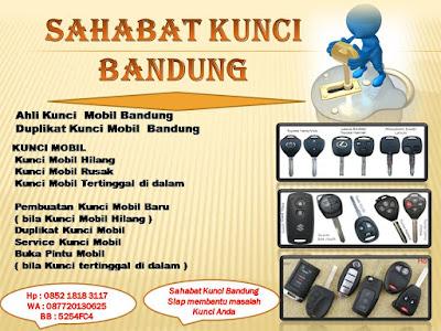 Kunci Mobil Bandung