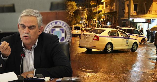 Την αστυνομία διοικεί ο Τόσκας ή εταιρεία ταξί;